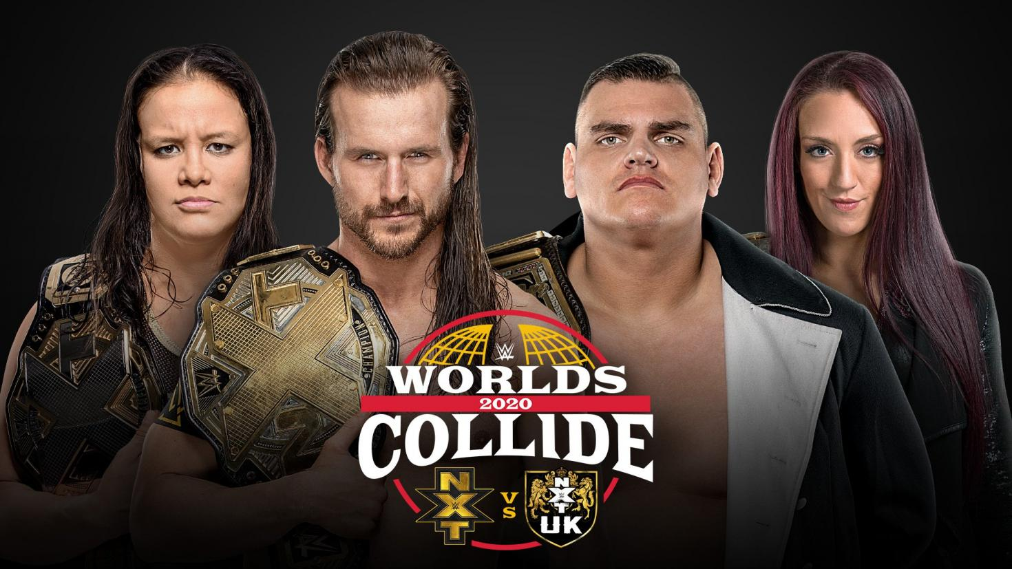 WWE Worlds Collide tickets sale date announced
