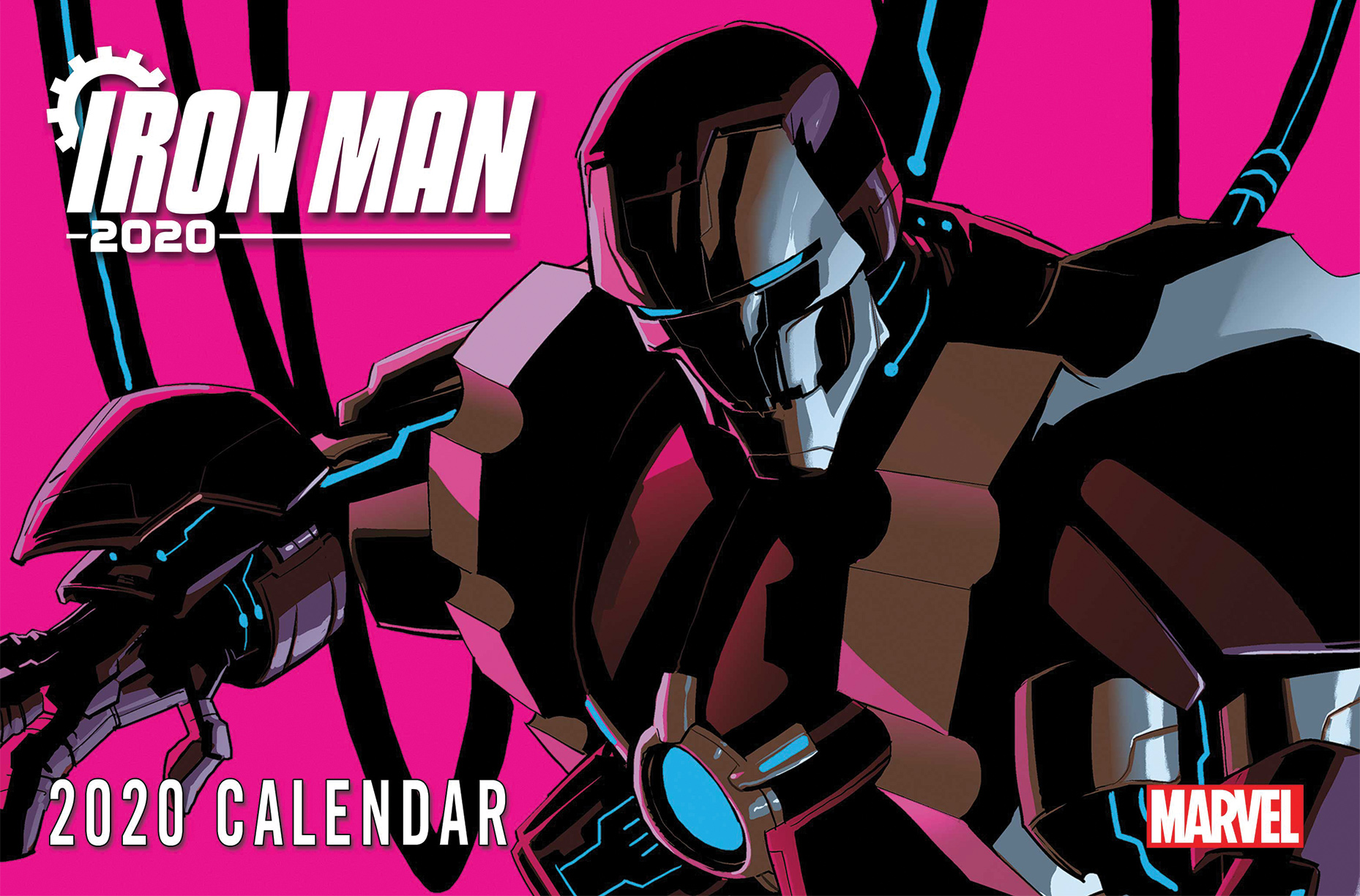 Marvel Comics is hosting 'Incoming' launch parties with exclusive variants, calendars, and more.