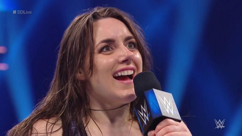 Nikki Cross reportedly signs new WWE contract