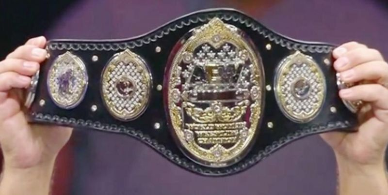 The problem with AEW's Women's World Championship belt
