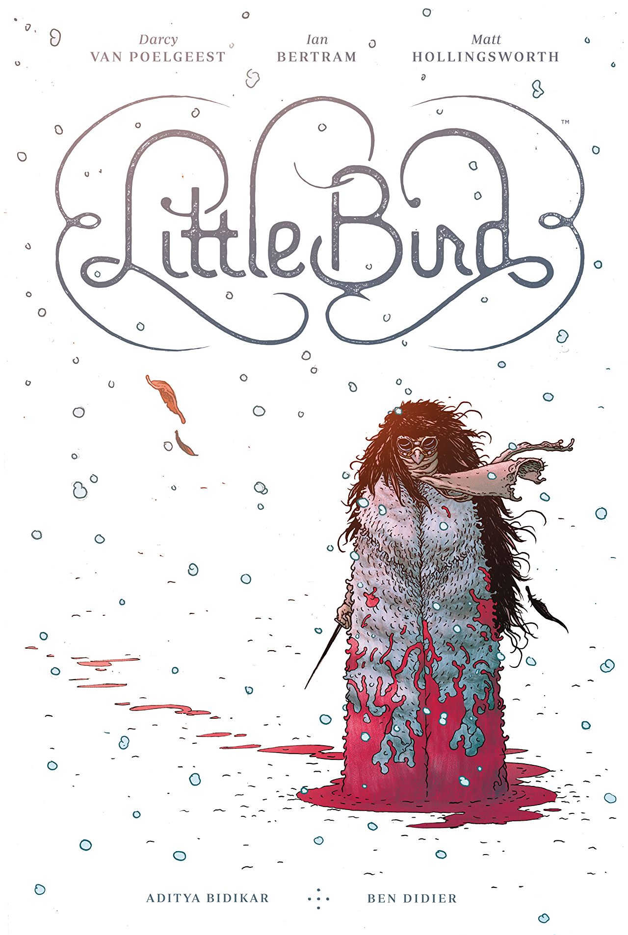 Little Bird Book 1: The Fight for Elder's Hope review