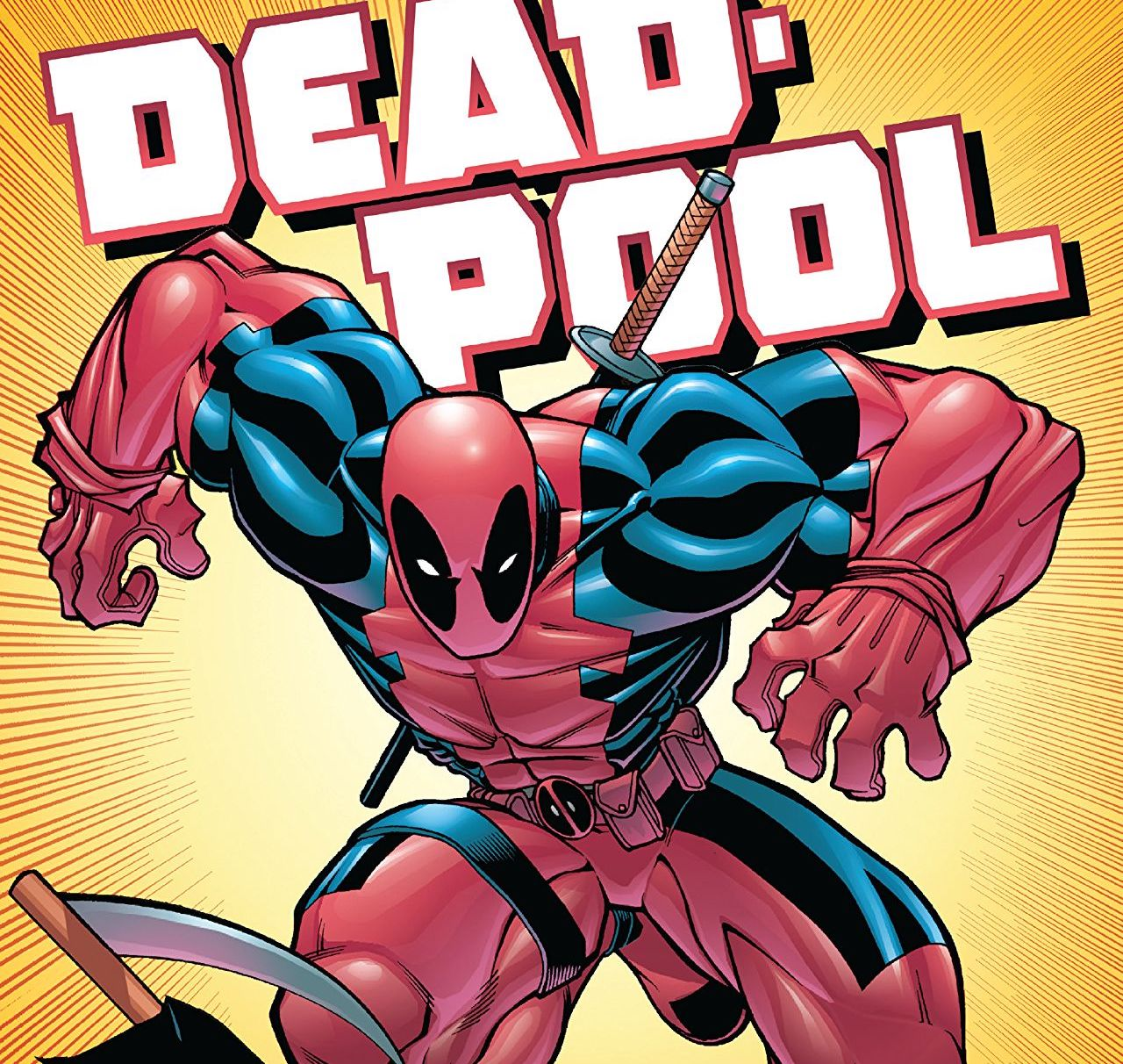 Deadpool by Joe Kelly: The Complete Collection Vol. 1 Review