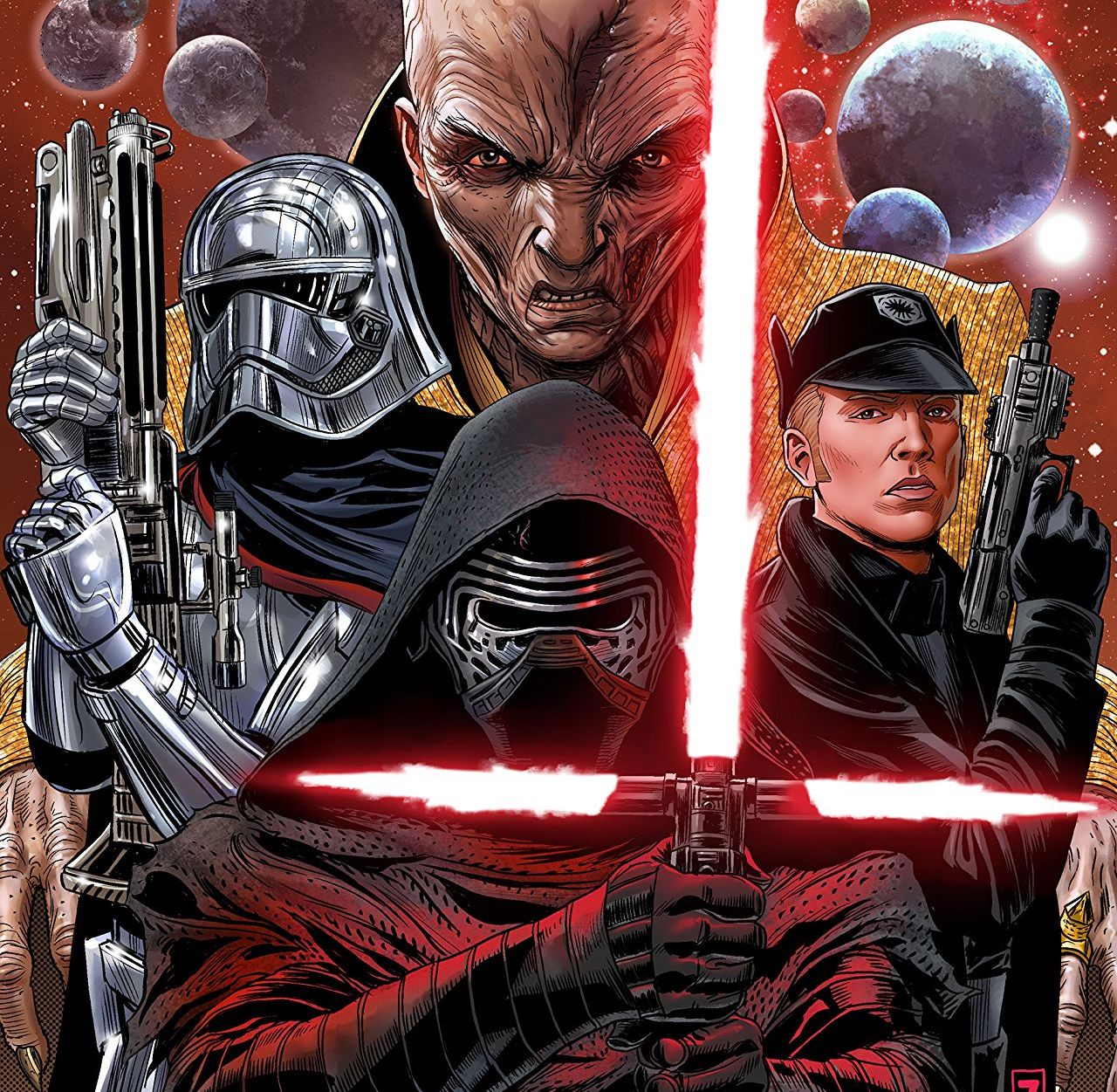 Star Wars: Age of Resistance - Villains Review