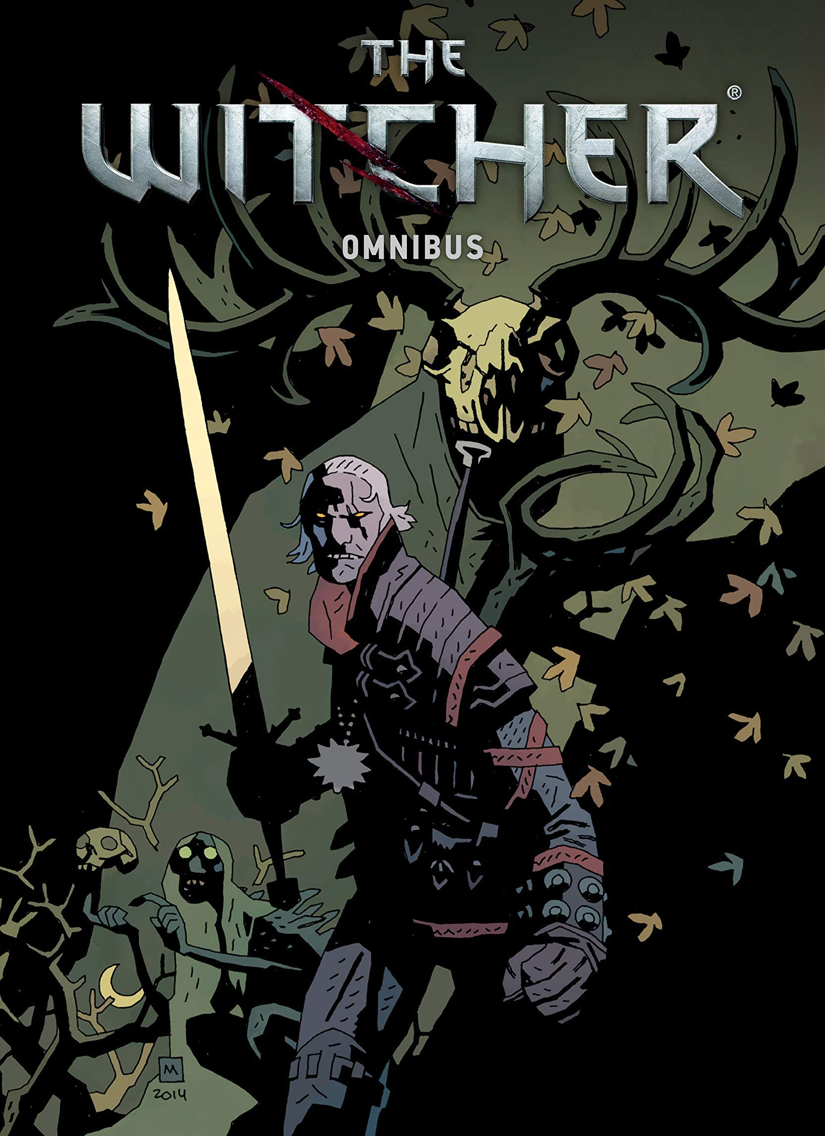 The Witcher Omnibus: Review