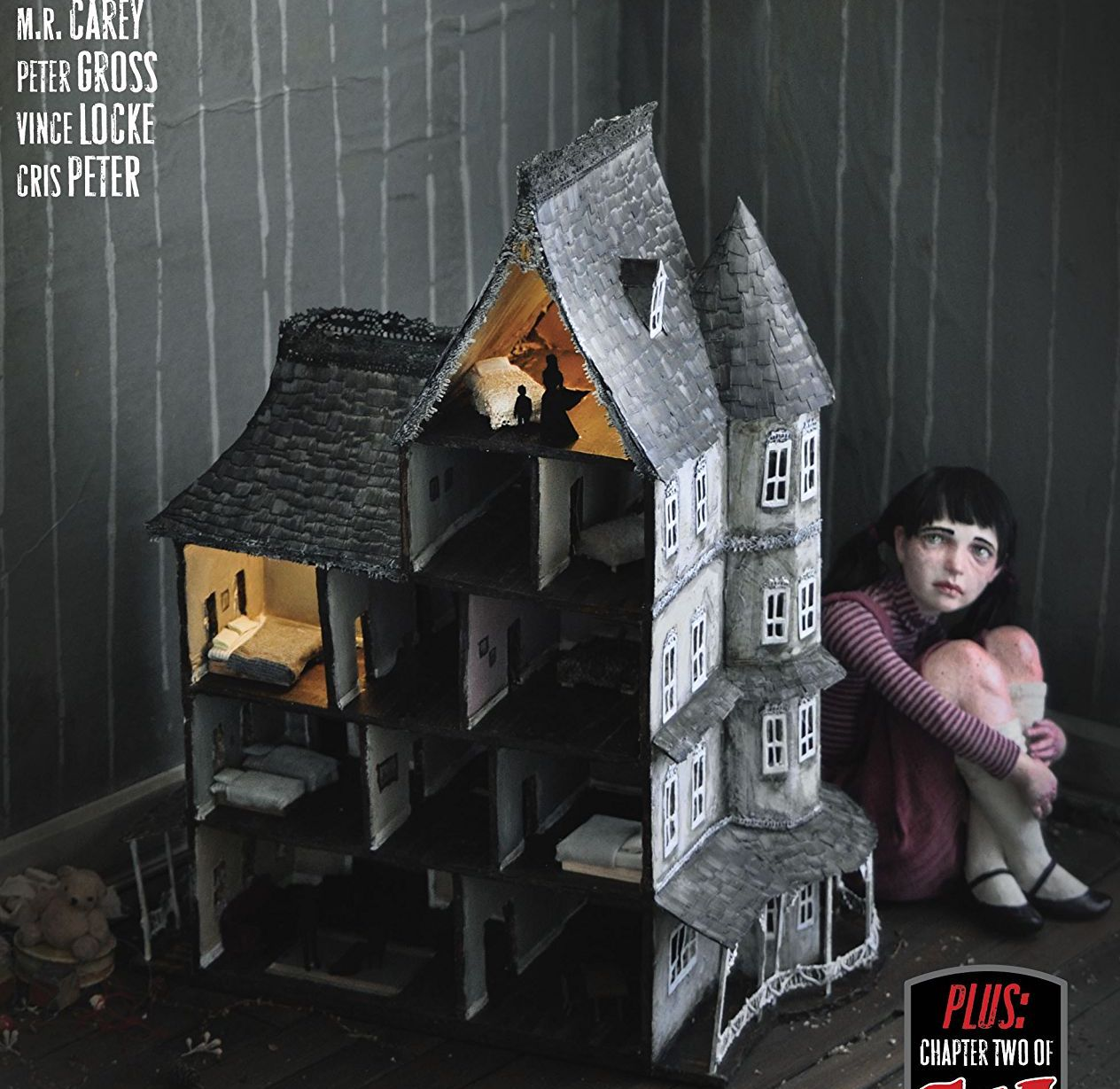 The Dollhouse Family #1 review: Alice in nightmare land