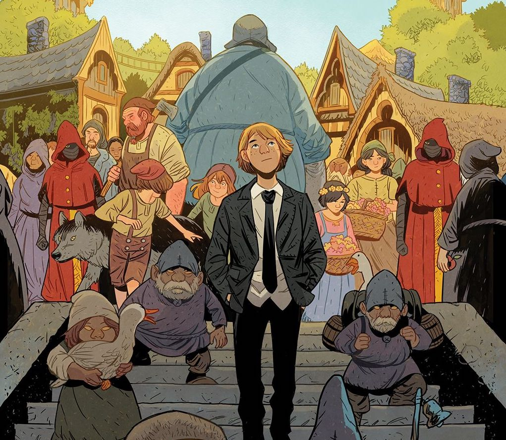 Folklords #1 review