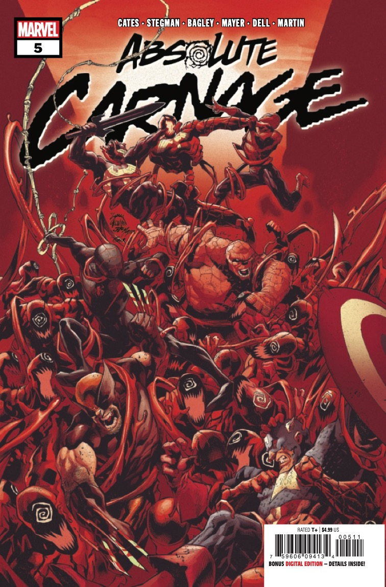 VENOM AND CARNAGE - TO THE DEATH!