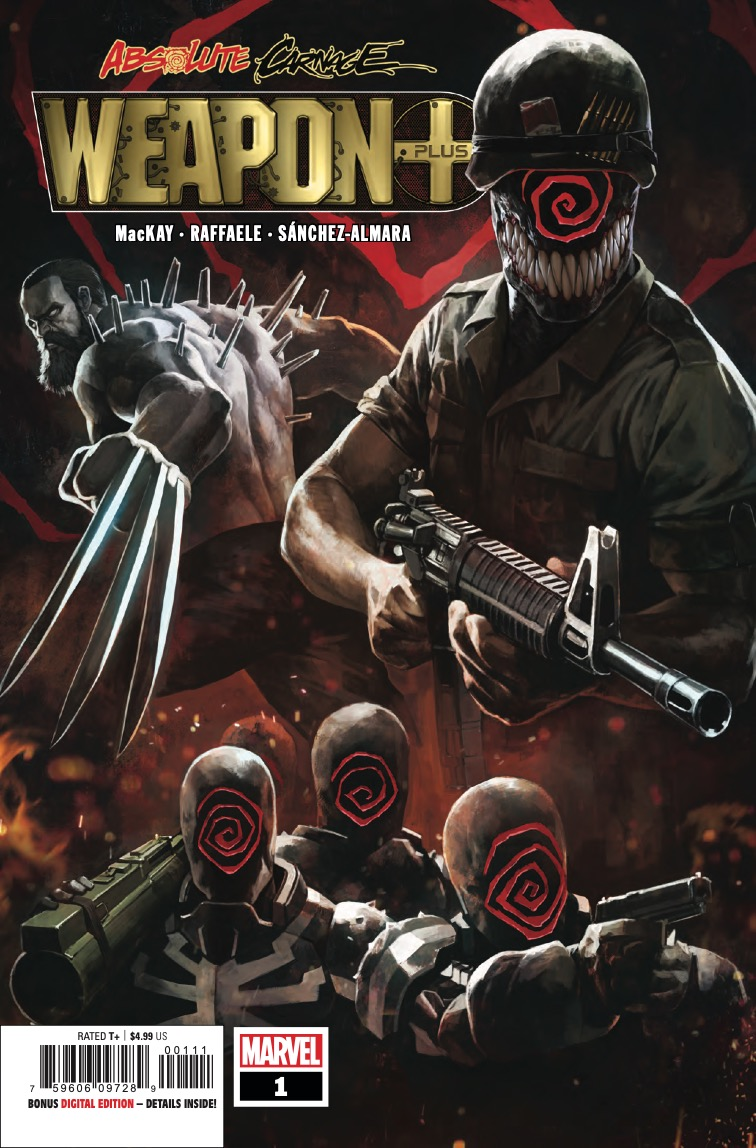 Marvel Preview: Absolute Carnage: Weapon Plus #1