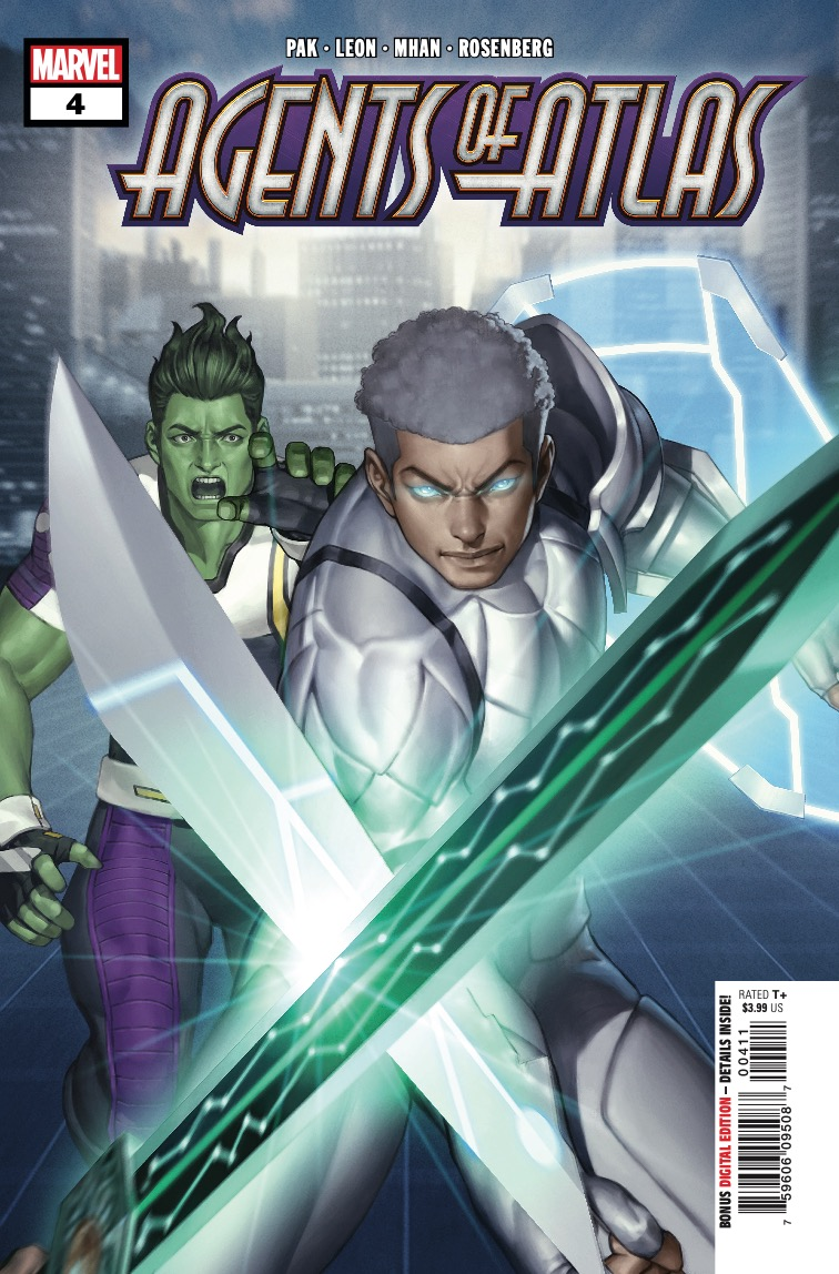 Marvel Preview: Agents of Atlas #4