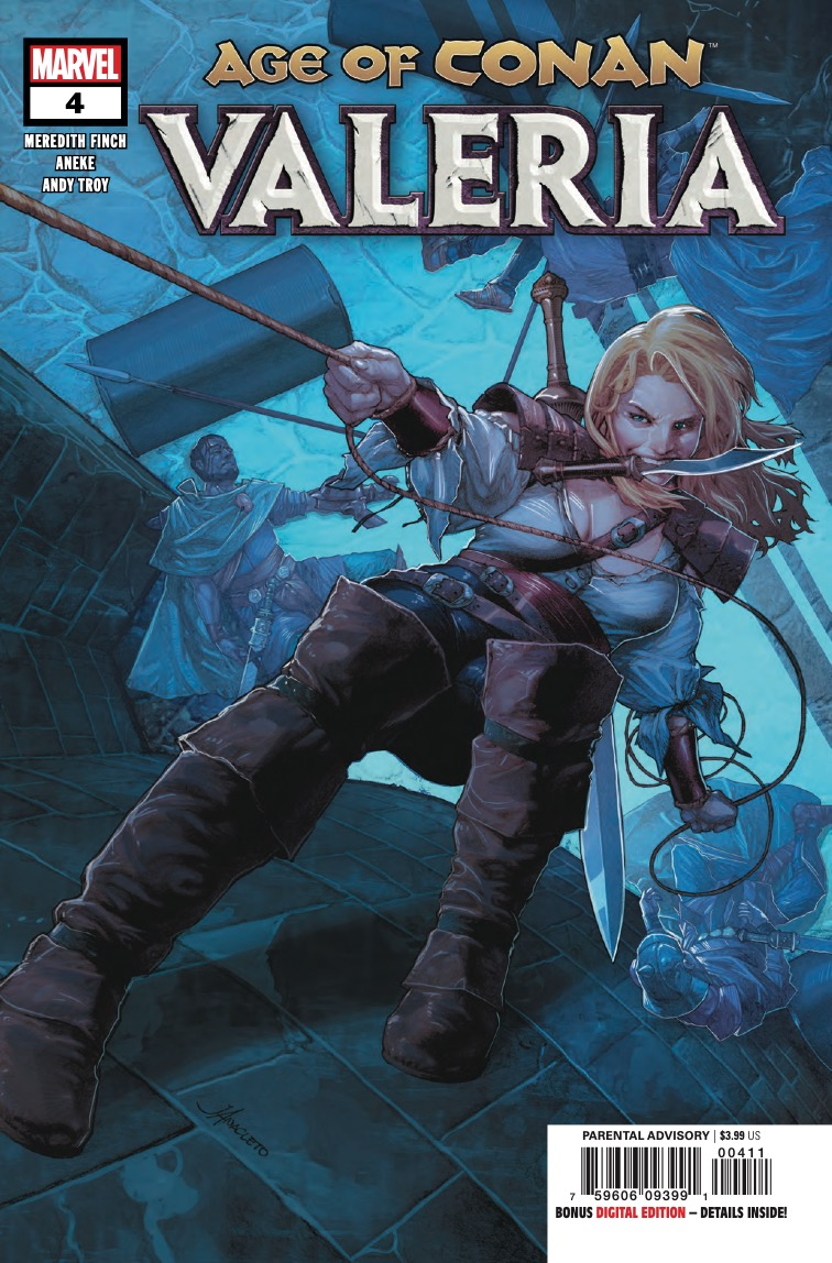 Marvel Preview: Age Of Conan: Valeria (2019) #4 (of 5)