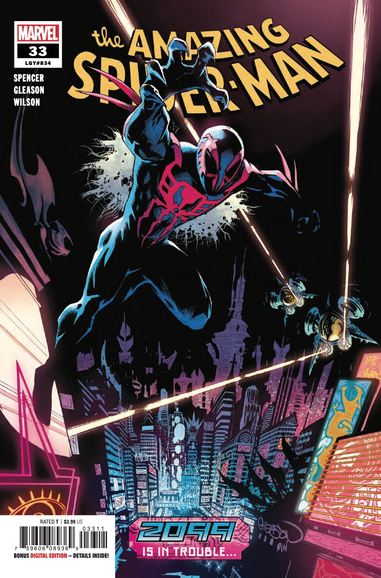 Marvel Preview: Amazing Spider-Man #33