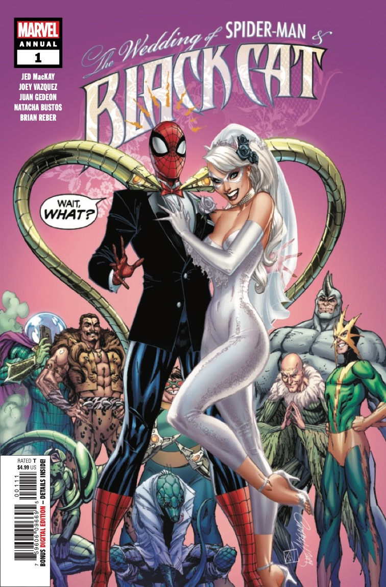 Marvel Preview: Black Cat (2019-) Annual #1