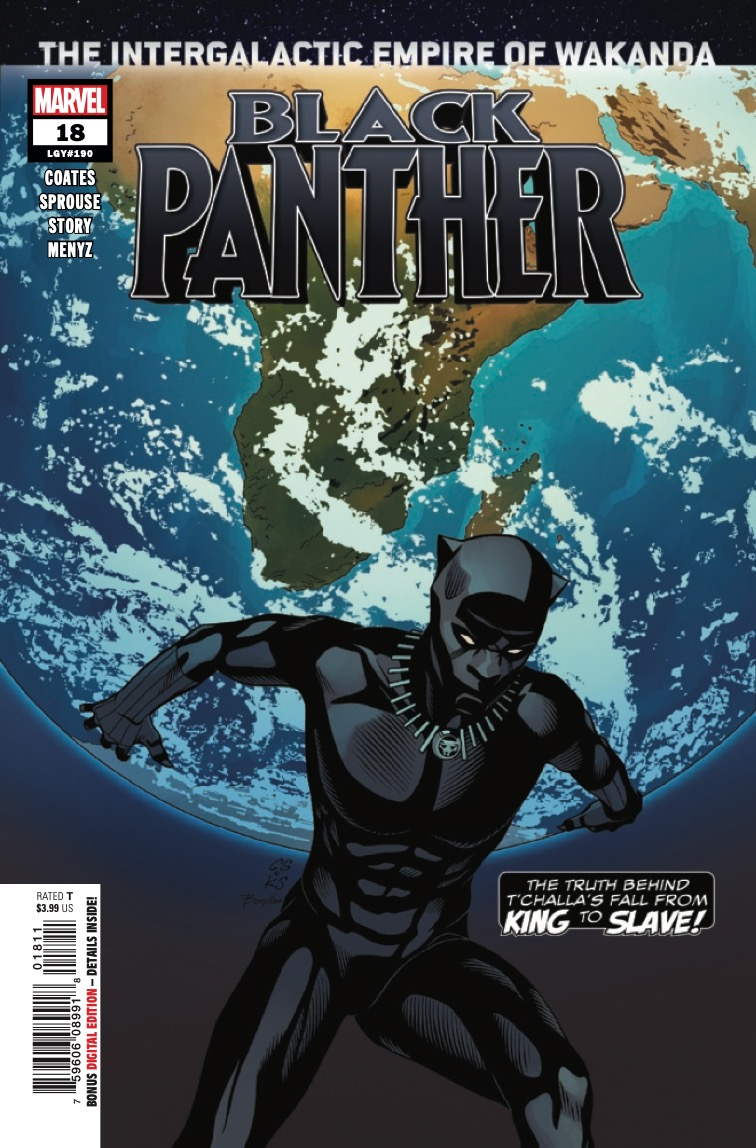 Marvel Preview: Black Panther #18