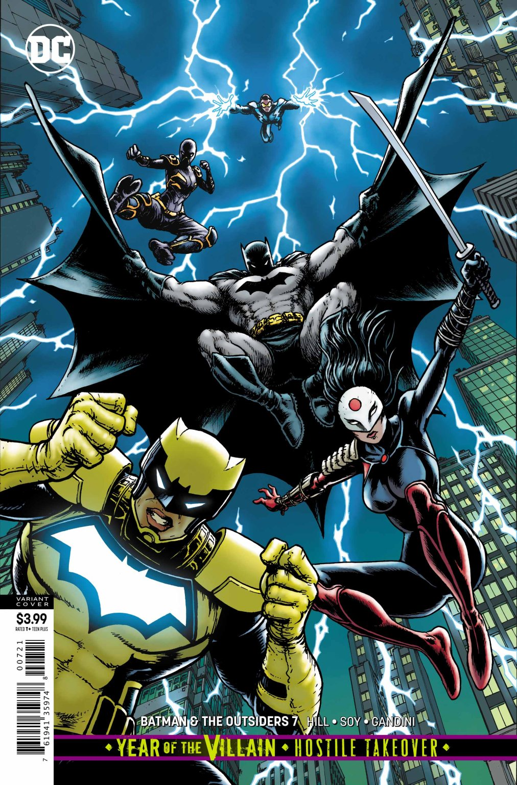 One of the best issues of the series due to its refined focus on two conflicts.