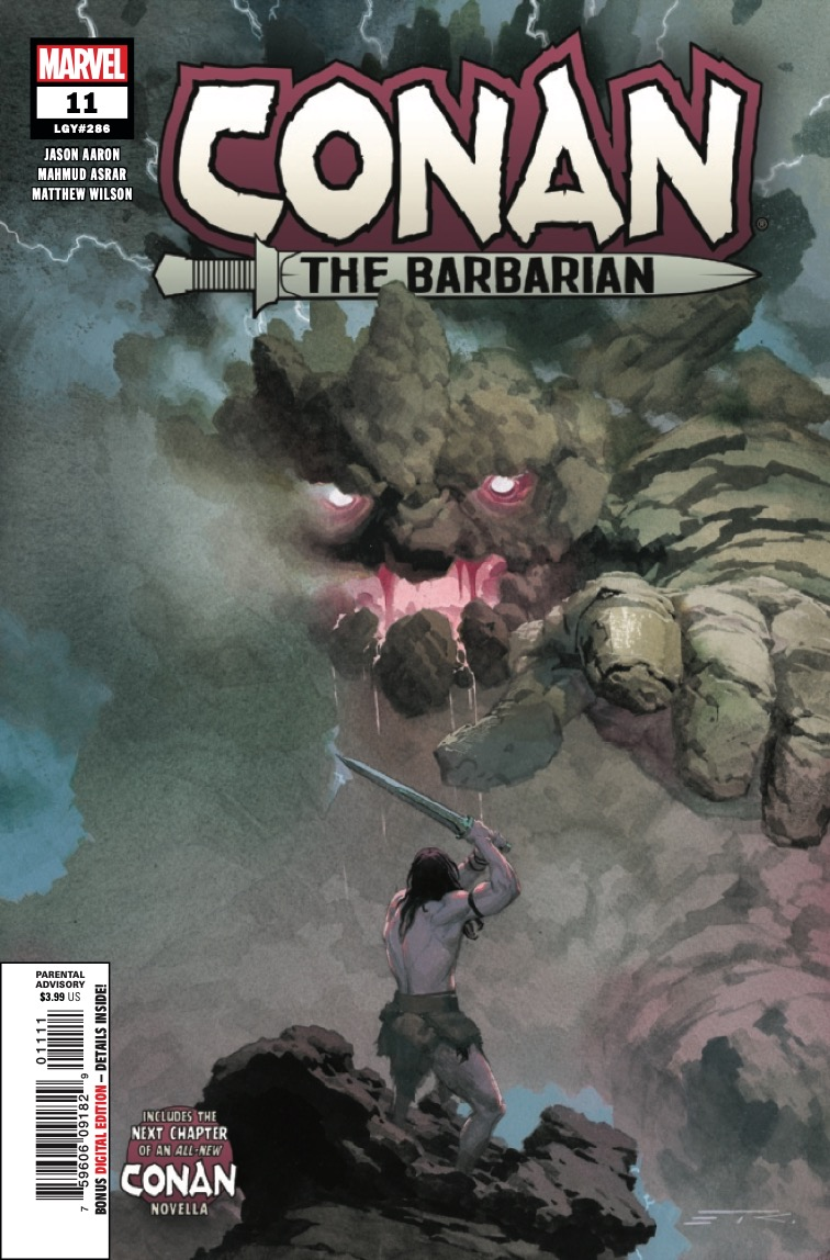 Marvel Preview: Conan the Barbarian #11