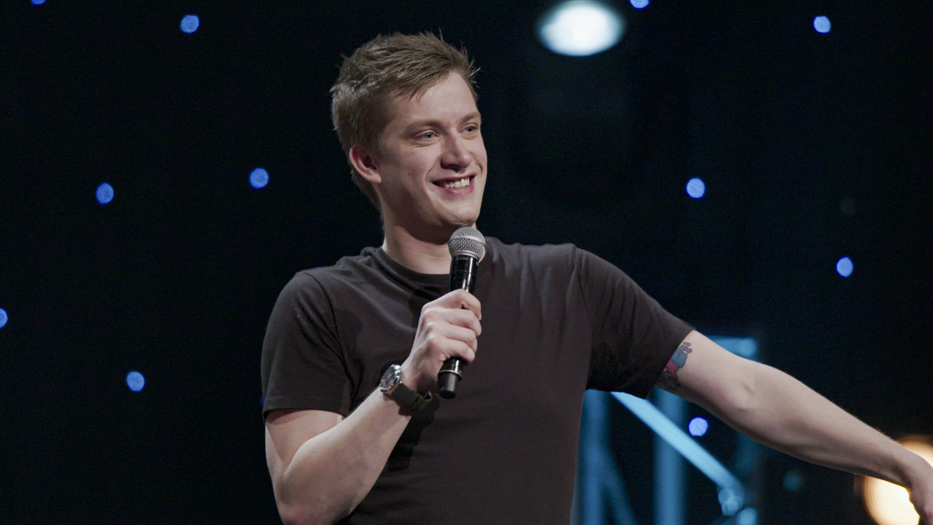 Daniel Sloss talks stage fright, favorite comic book characters and his first HBO special, 'X'