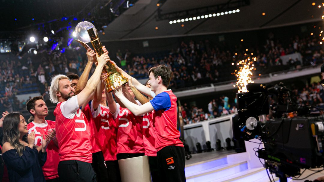 Team USA sweeps China to win 2019 Overwatch World Cup