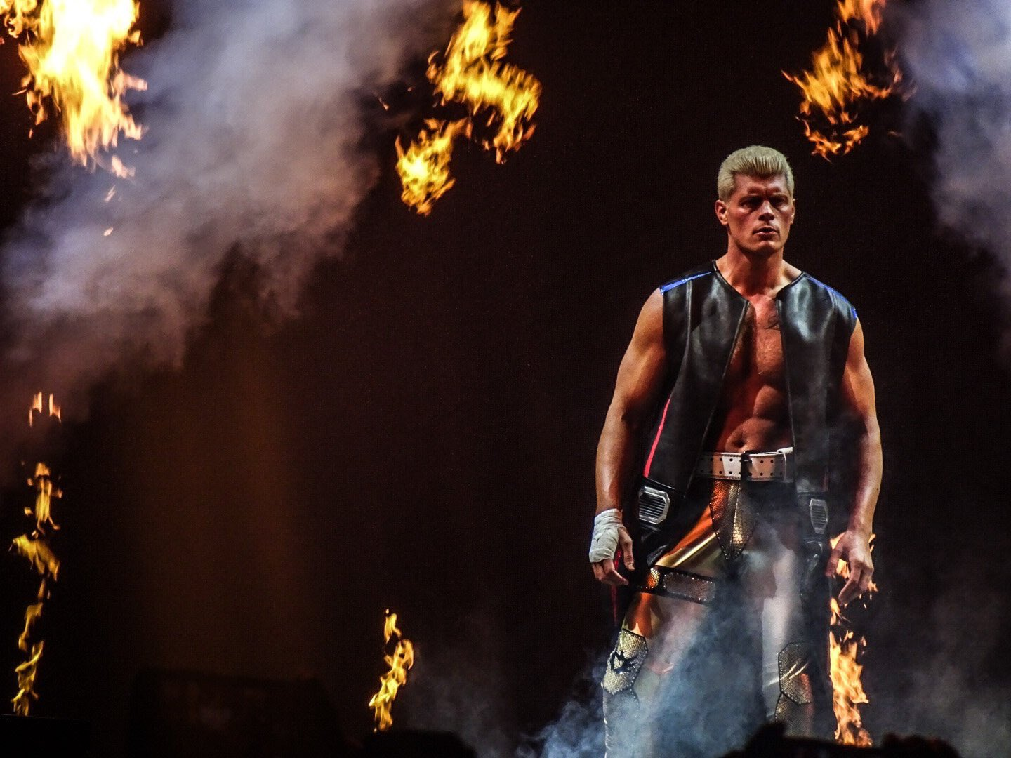 Cody Rhodes releases statement on Full Gear loss to Chris Jericho