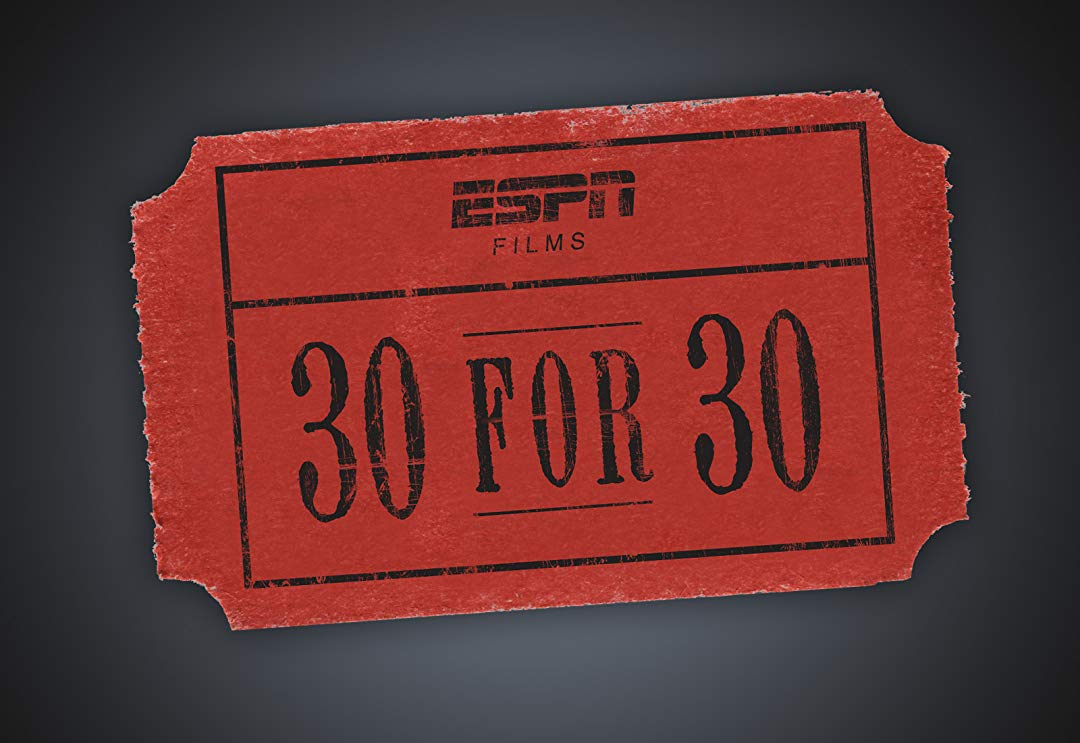 Disney+ is amazing, but don't forget about '30 for 30'