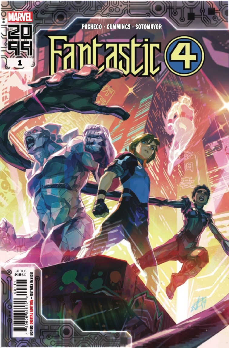 Marvel Preview: Fantastic Four 2099 #1