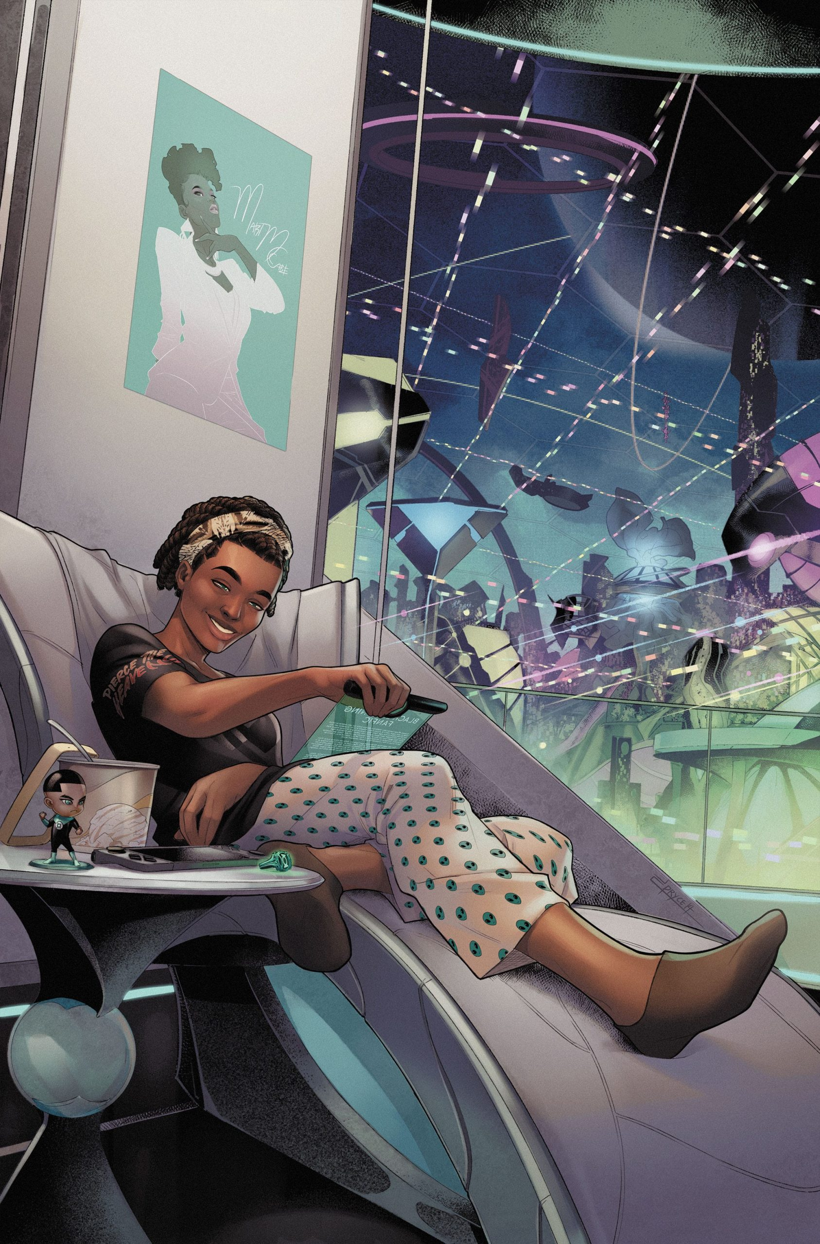 Far Sector #2 review: Emotion