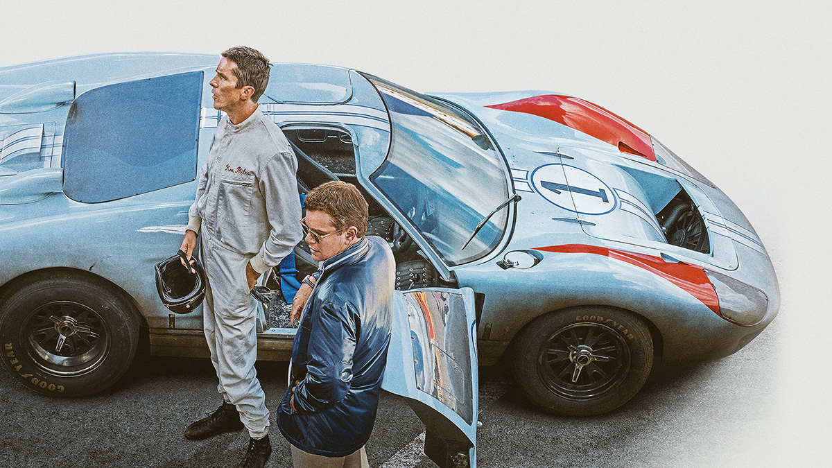 'Ford v. Ferrari' is one of the most exciting movies of the year.