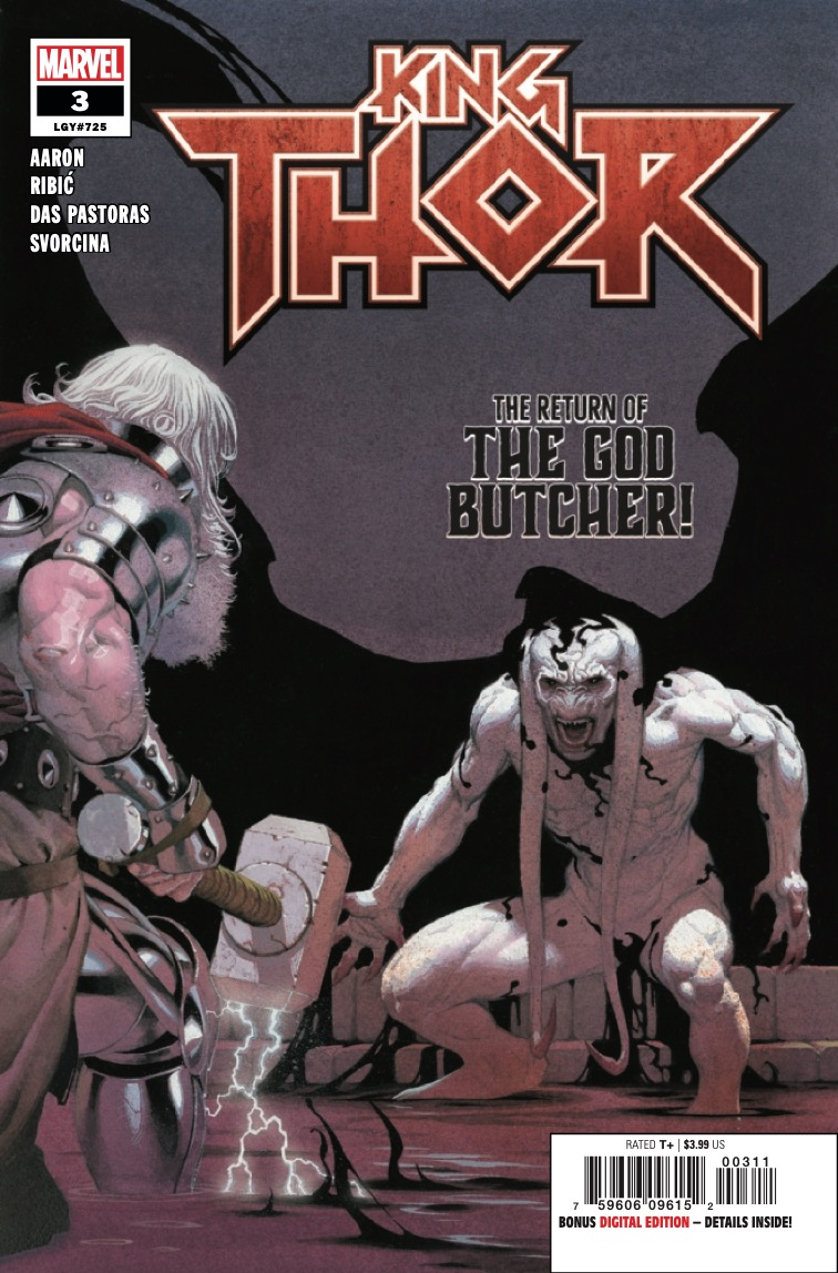 Marvel Preview: King Thor #3