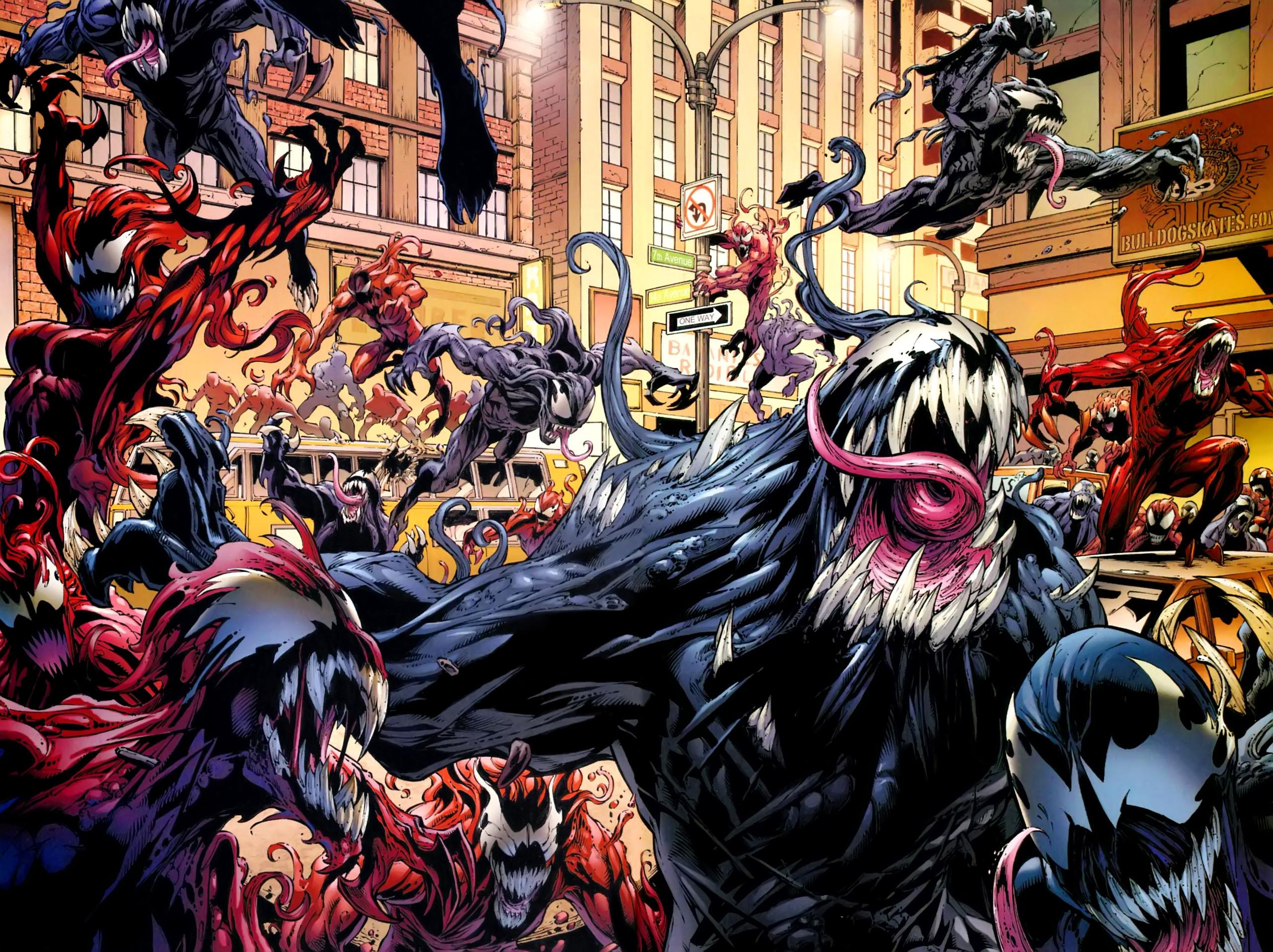 Venom #20 is a game changer for Symbiotes, Venom, and the future of the series