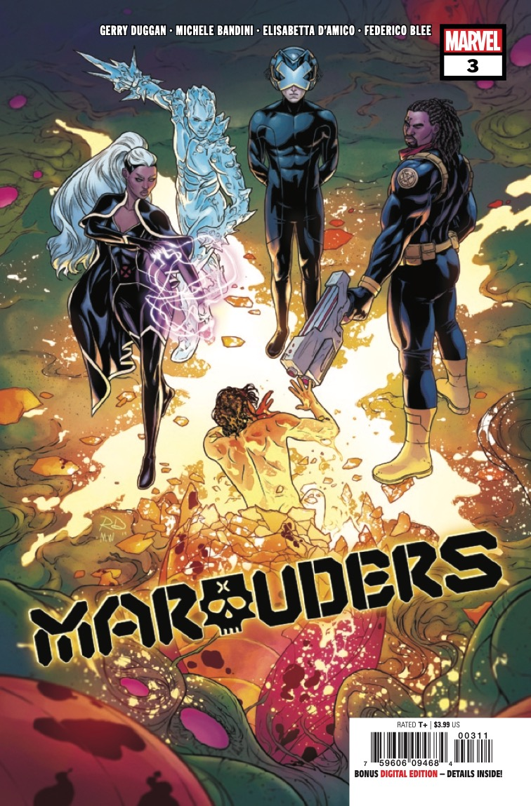 Marvel Preview: Marauders #3