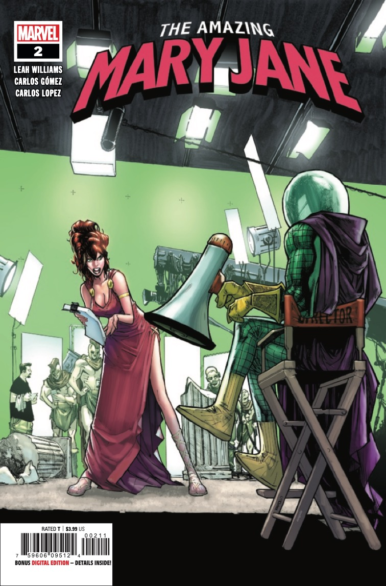 Marvel Preview: The Amazing Mary Jane #2