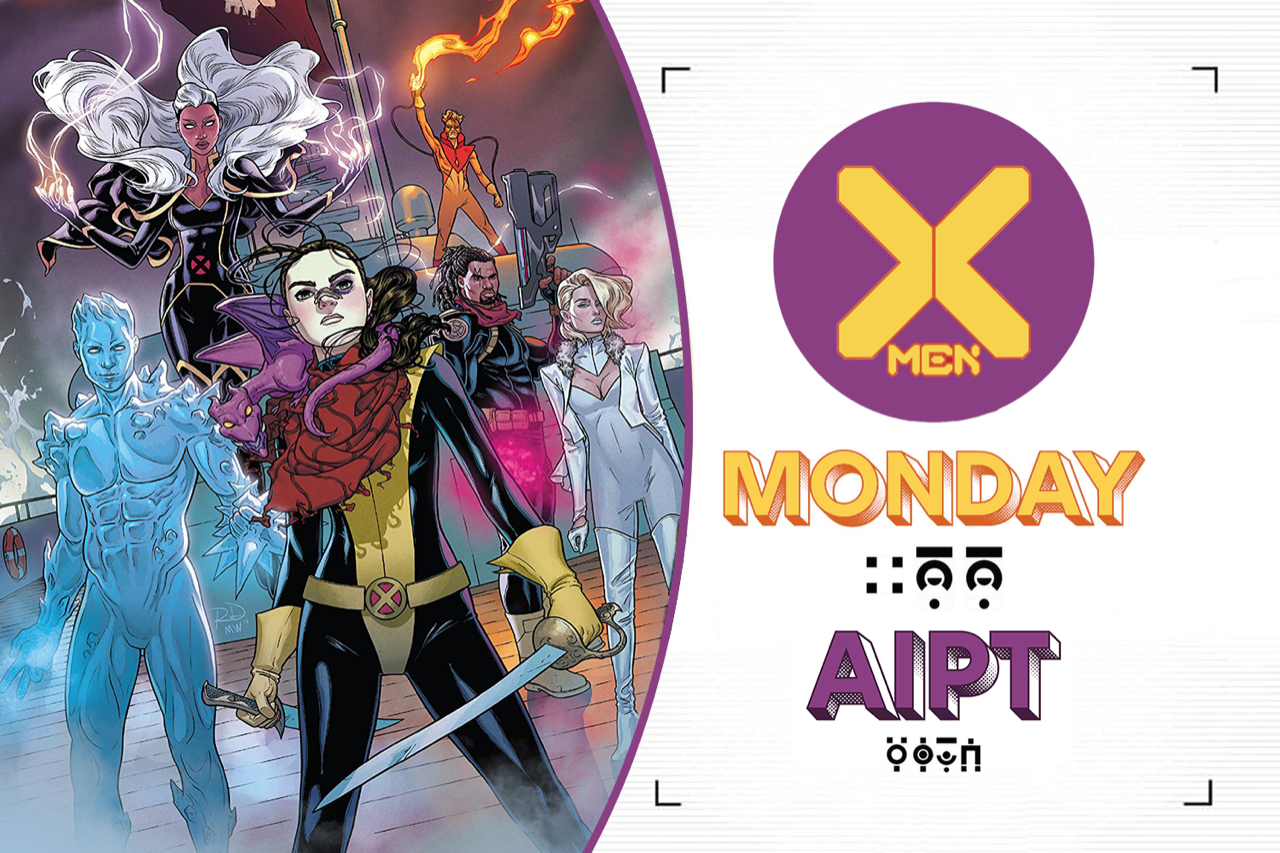 X-Men Monday #34 - Gerry Duggan answers your Marauders questions