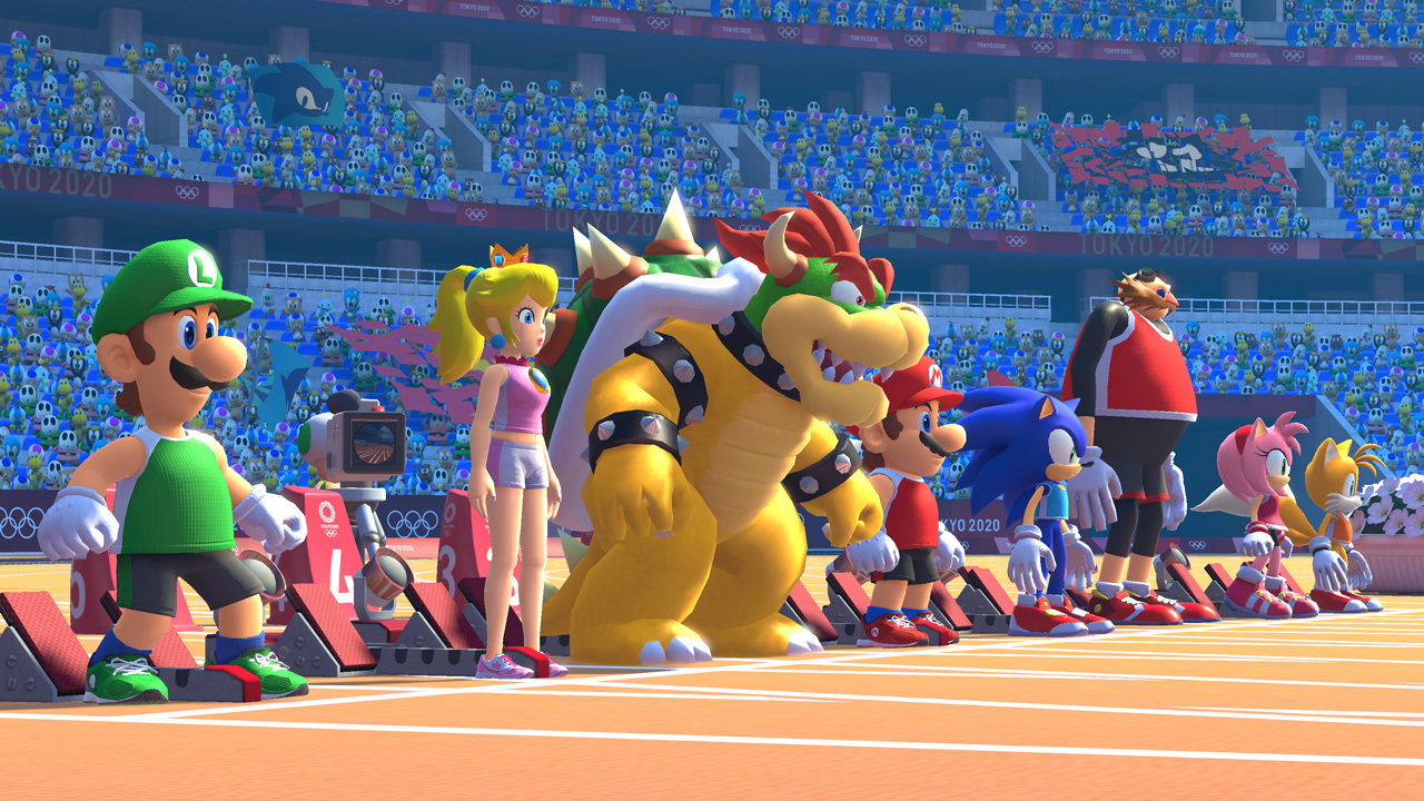 Mario And Sonic At The Olympic Winter Games 2020.Mario Sonic At The Olympic Games Tokyo 2020 Review Aipt