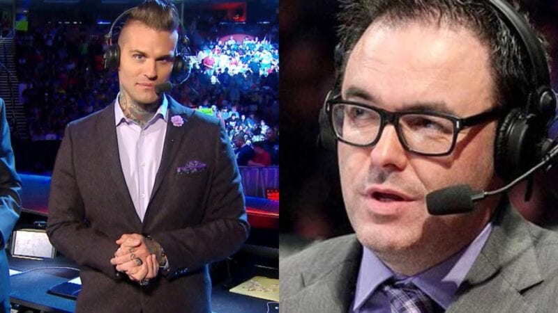 Mauro Ranallo reportedly not calling NXT this week