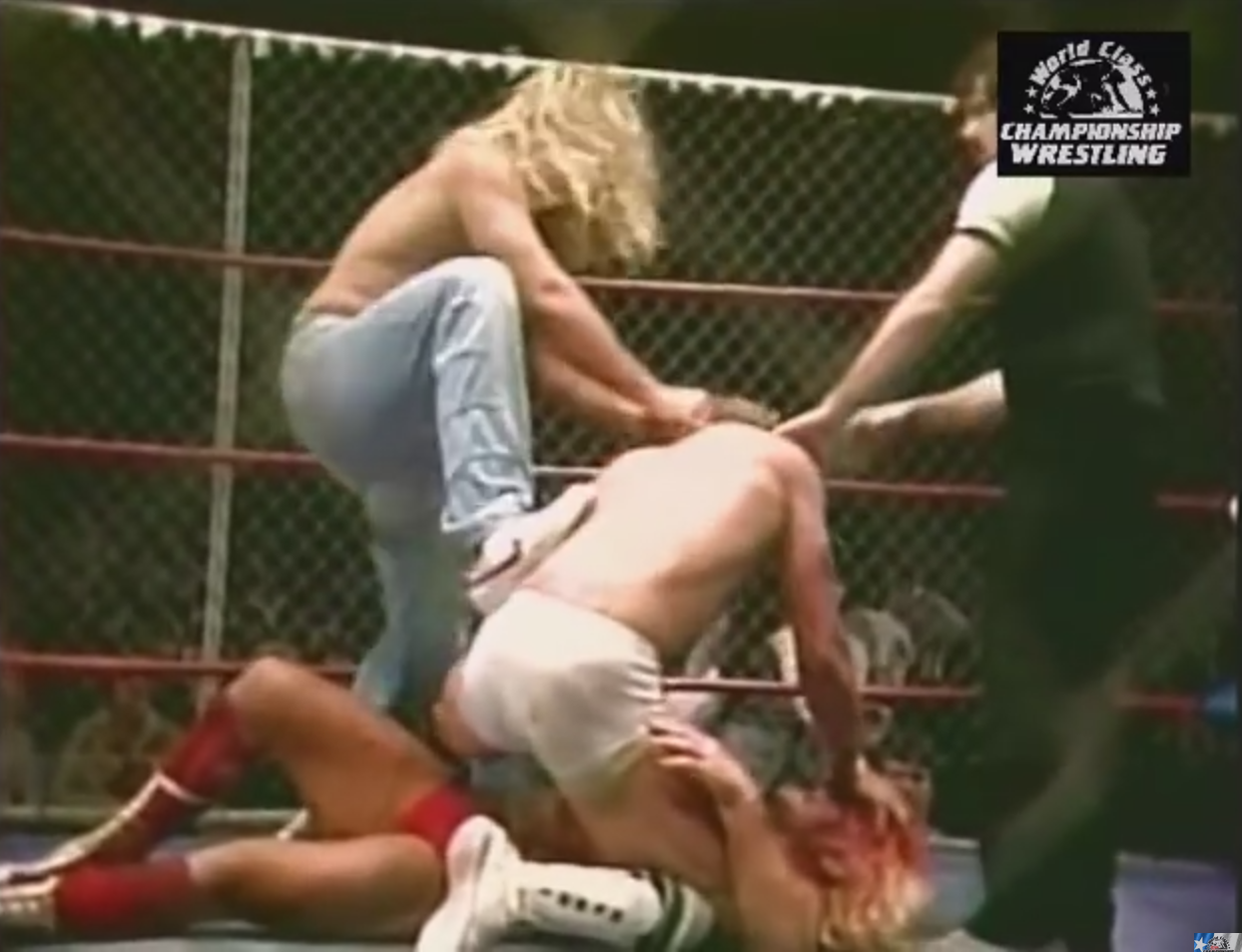 Wrestling needs more Thanksgiving traditions.