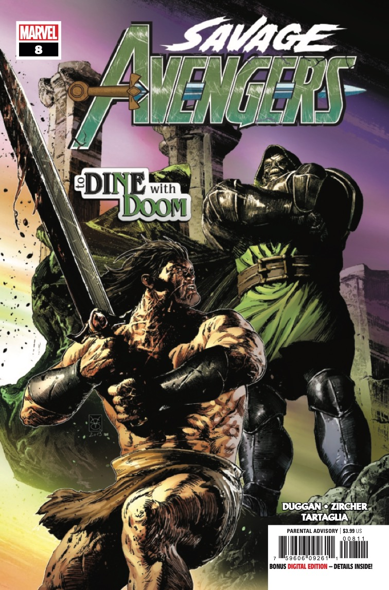 Marvel Preview: Savage Avengers #8