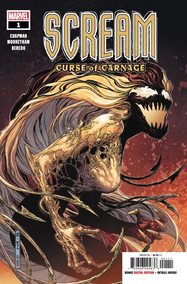 Marvel Preview: Scream: Curse of Carnage #1