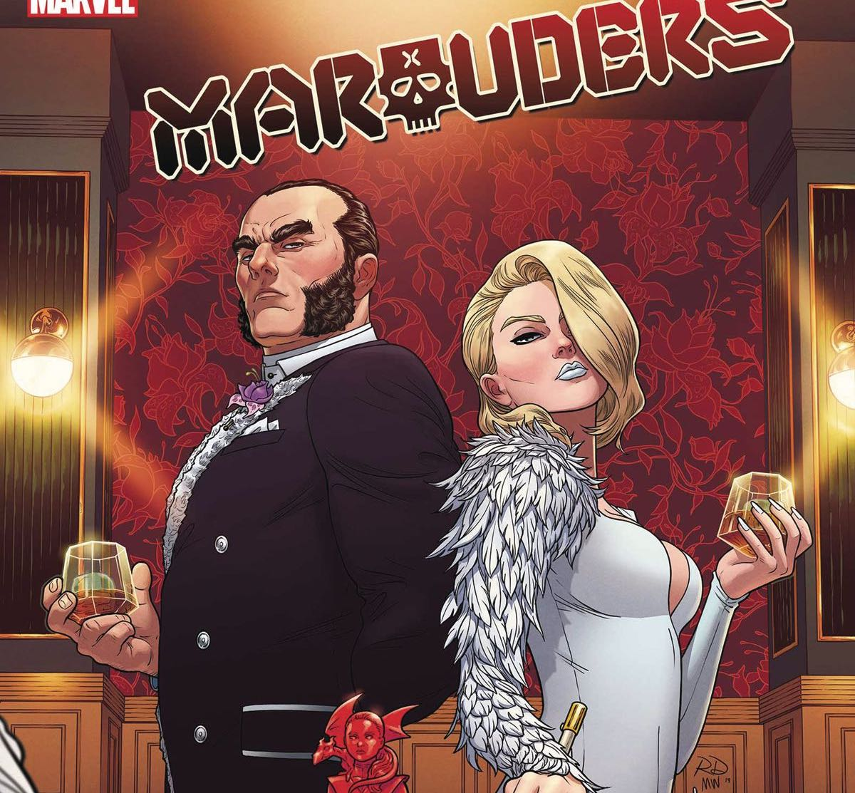 Marauders #2 Review