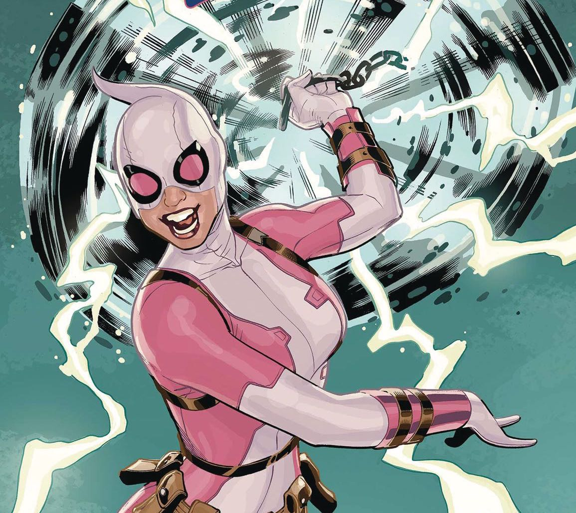 Gwenpool Strikes Back! #4 Review