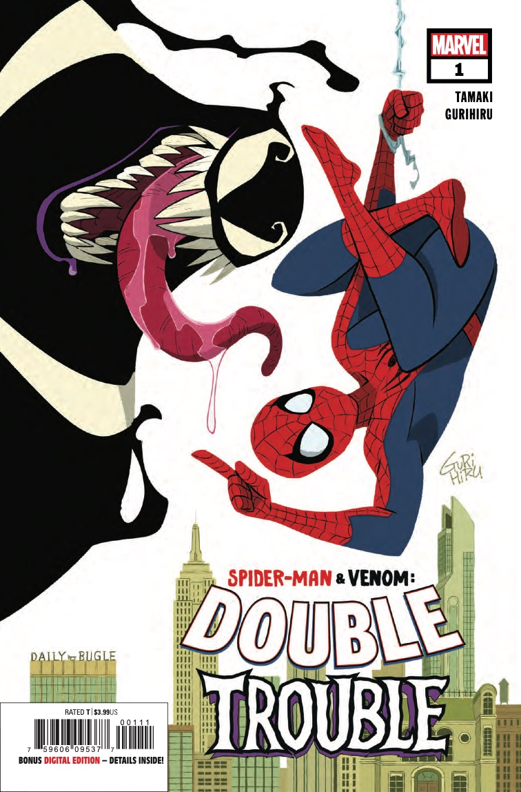 Marvel Preview: Spider-Man & Venom: Double Trouble #1