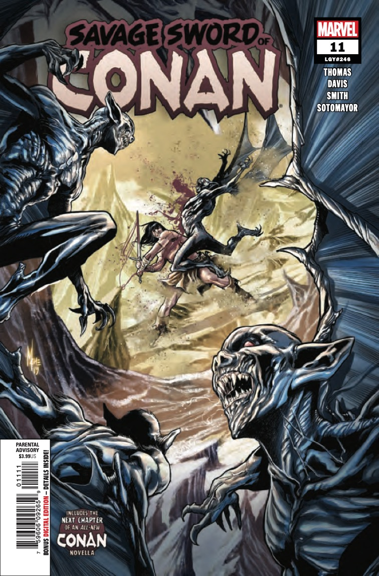 Marvel Preview: Savage Sword of Conan #11