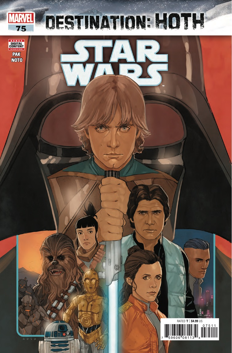 Marvel Preview: Star Wars #75