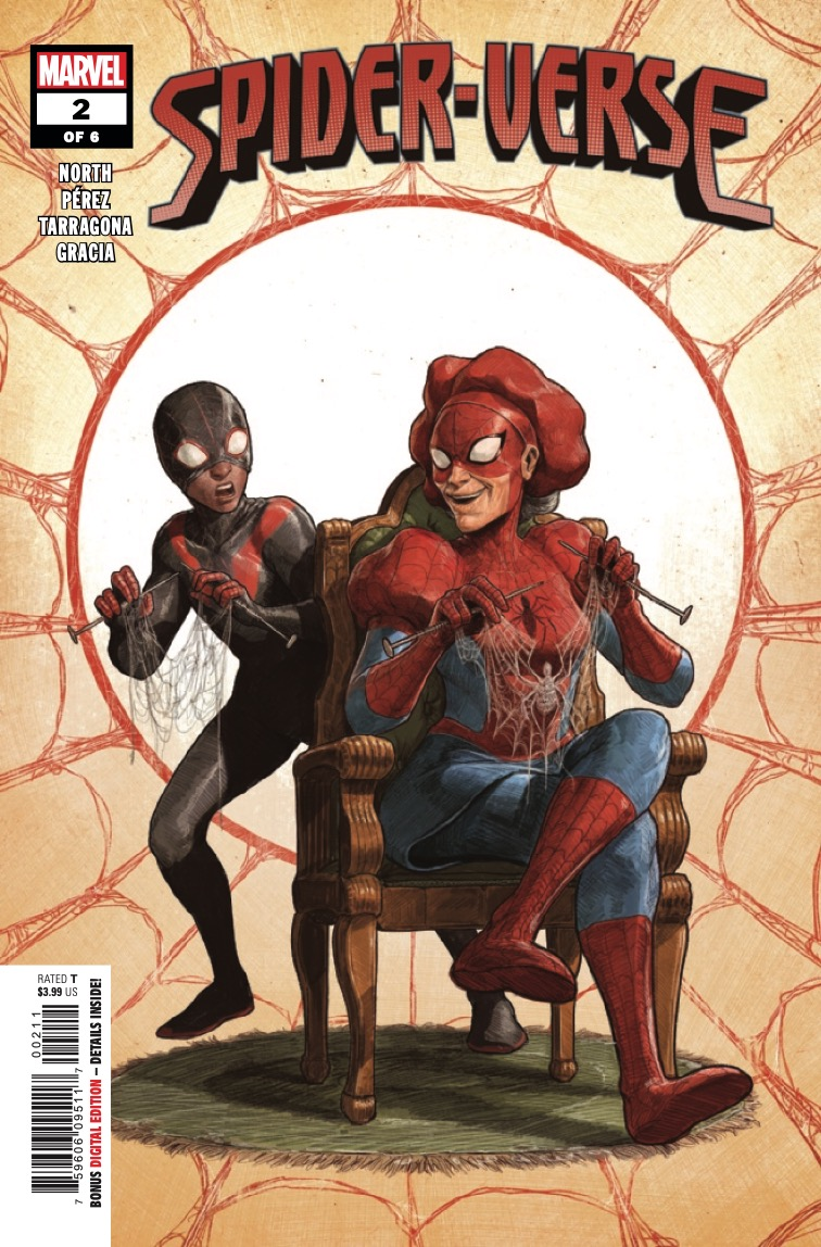 Marvel Preview: Spider-Verse #2
