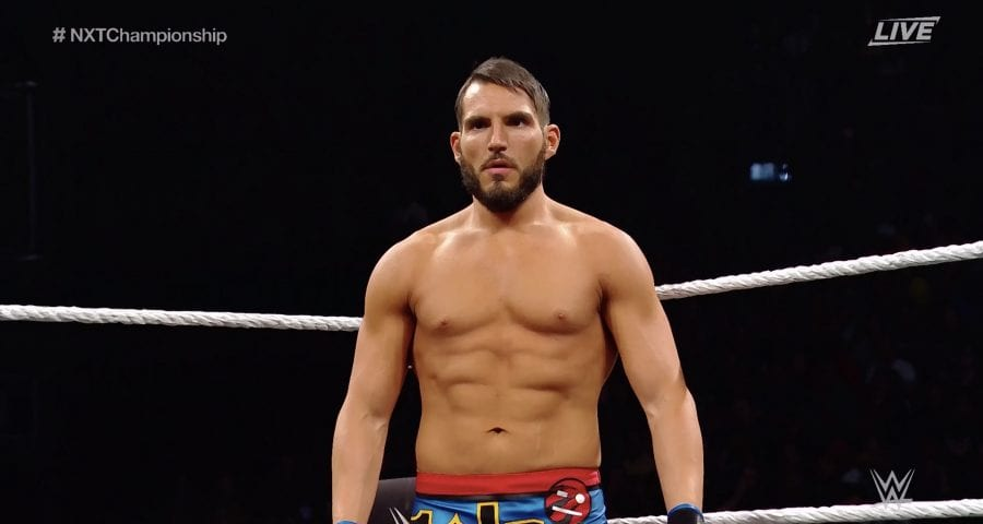 WWE Backstage provides injury updates on Samoa Joe and Johnny Gargano