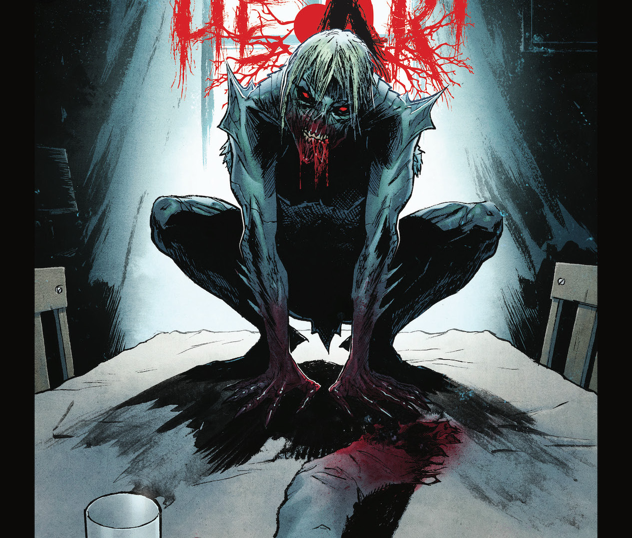 Action Lab reveals new horror series 'Sweet Heart' out March 2020