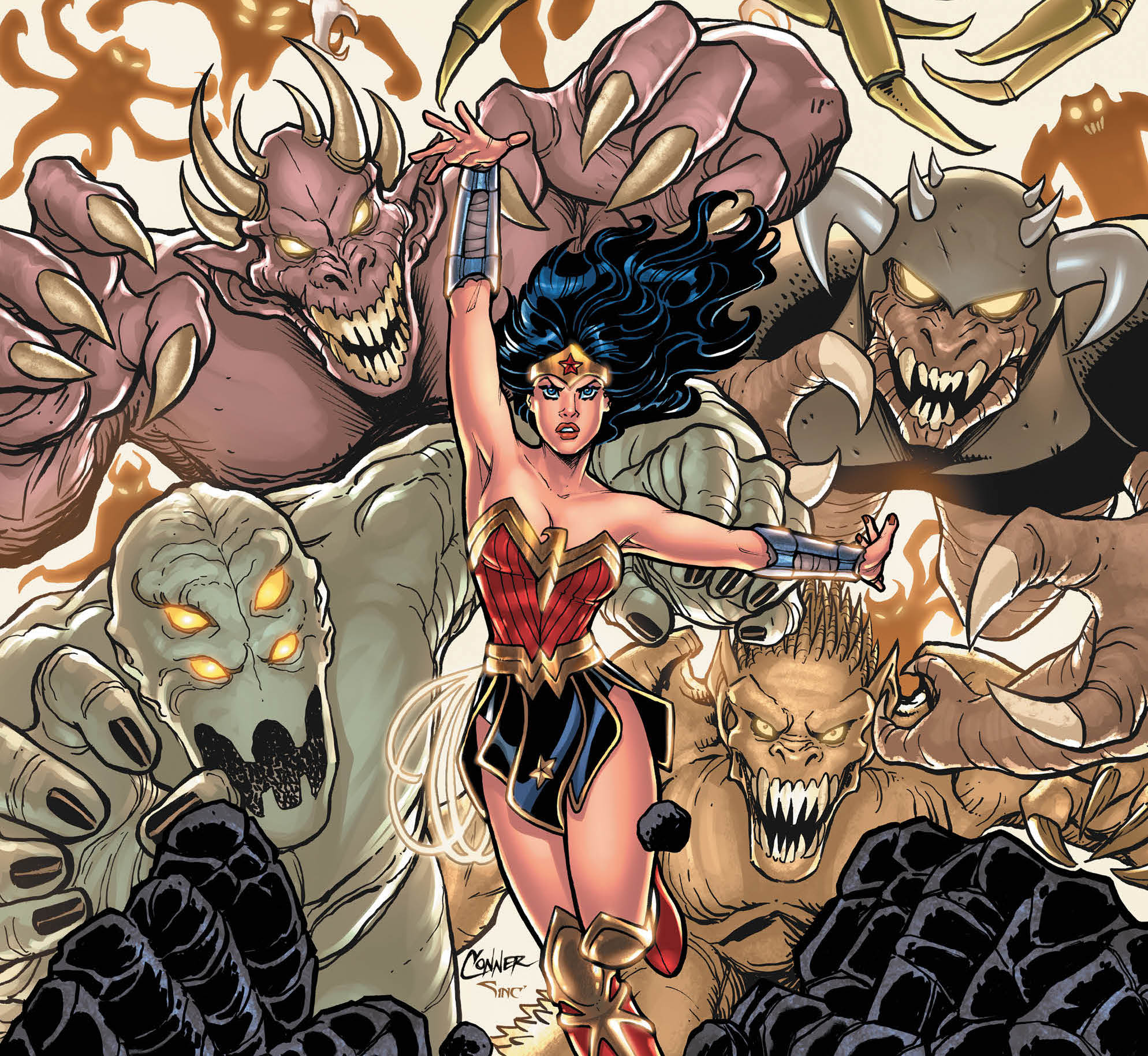 EXCLUSIVE DC Preview: Wonder Woman: Come Back to Me #6