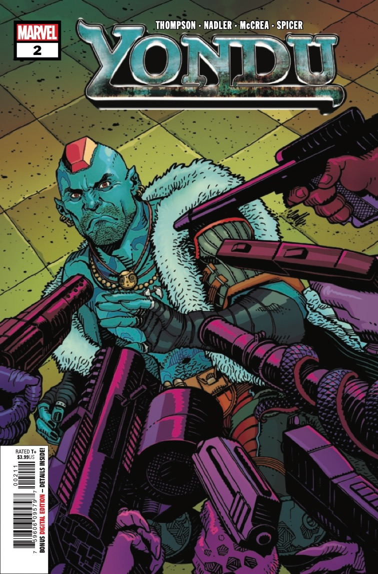 Marvel Preview: Yondu #2
