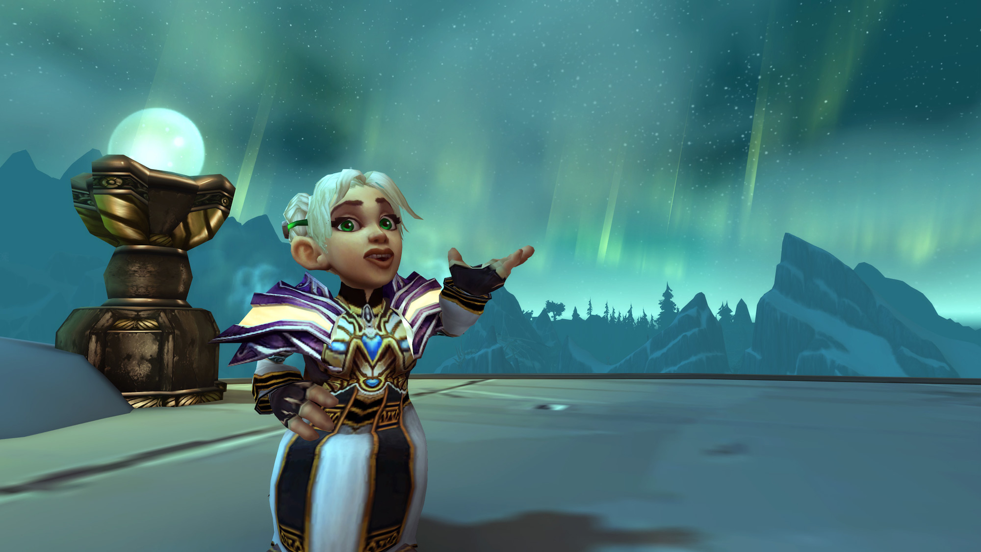 World of Warcraft: Shadowlands will address WoW's growing timeline problem