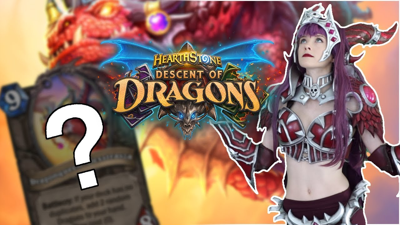 Hearthstone: Descent of Dragons: Dragonqueen Alexstrasza, new Legendary minion revealed