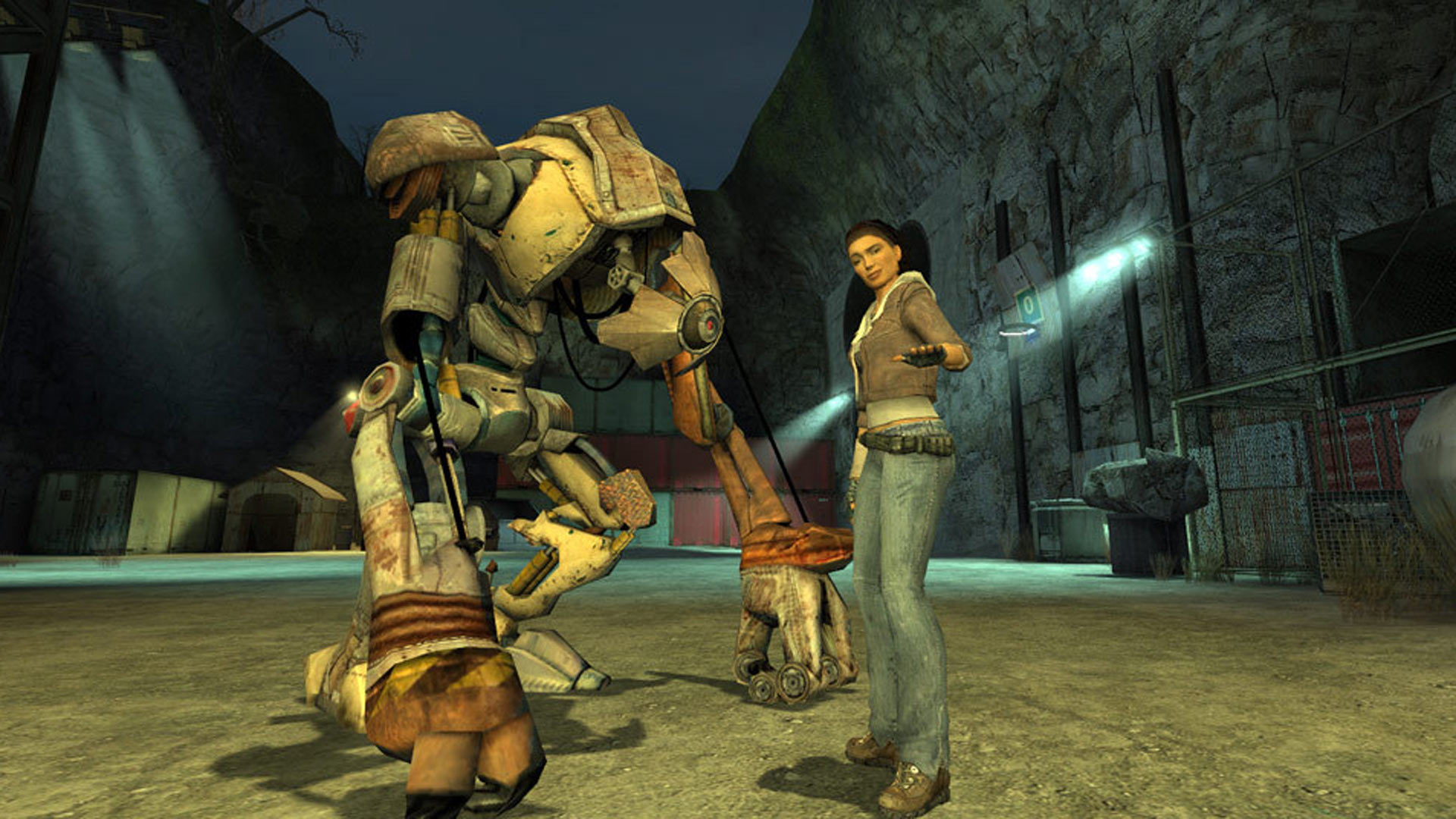 Half-Life: Alyx is a new official Half-Life game