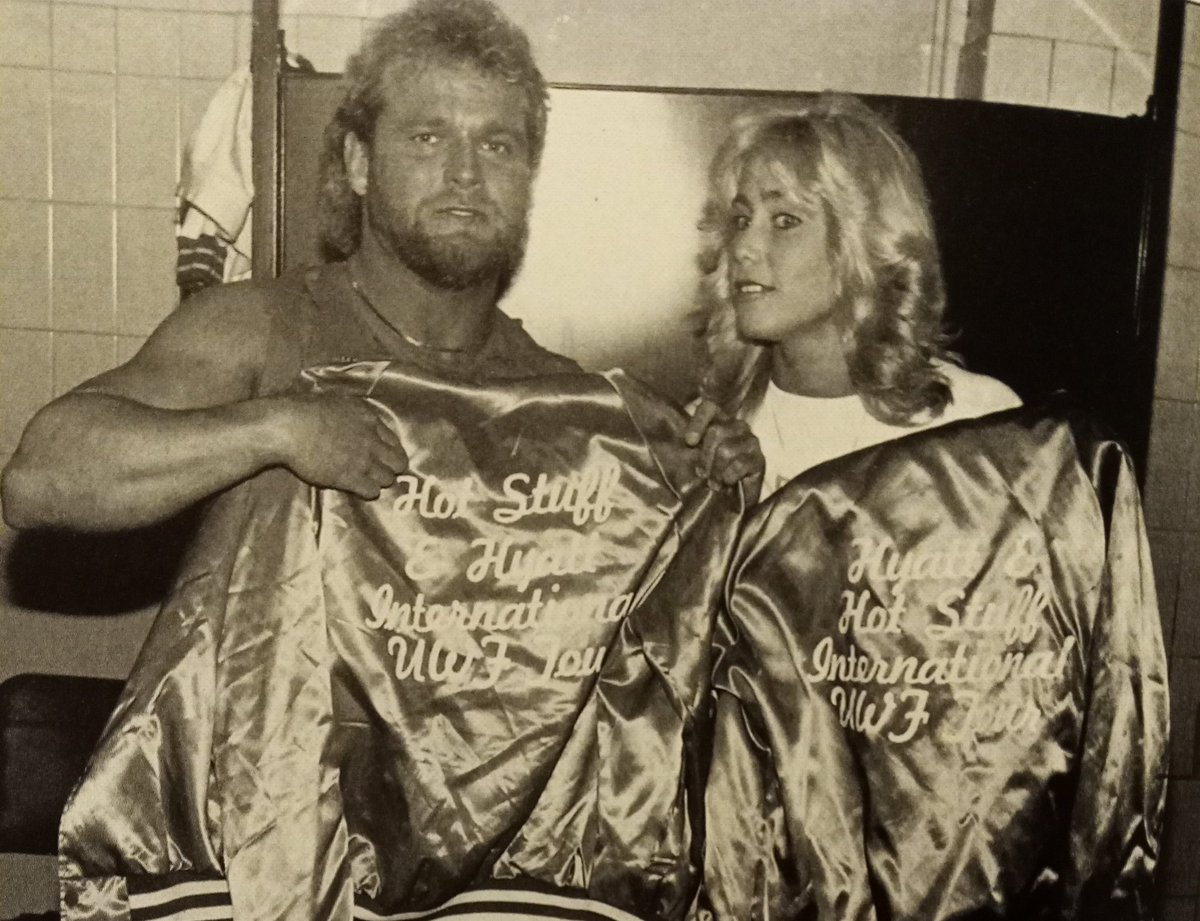 A look back at one of the best wrestling love triangle angles ever.